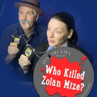 Penobscot Theatre Company Presents WHO KILLED ZOLAN MIZE? Photo