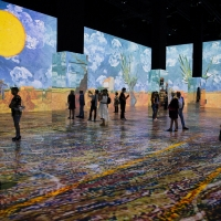 IMMERSIVE VAN GOGH Exhibit Makes World Premiere Photo
