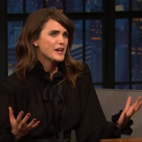 VIDEO: Keri Russell Talks Working With J.J. Abrams on LATE NIGHT WITH SETH MEYERS