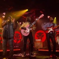 VIDEO: Thundercat Perform 'Black Qualls' on JIMMY KIMMEL LIVE