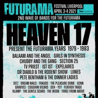 Legendary Post-Punk Festival Futurama Returns April 3rd Photo