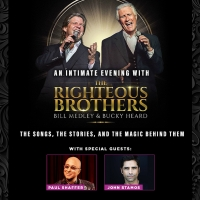 An Intimate Evening with the Righteous Brothers and Guests John Stamos and Paul Shaff Special Offer