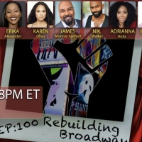 Karen Olivo, James Monroe Iglehart, and More Will Take Part in Special Live Podcast E Photo