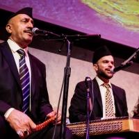 Famed Iraqi Vocal Master HAMID AL-SAADI w. SAFAAFIR at Roulette Photo