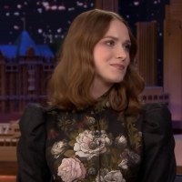 VIDEO: Evan Rachel Wood Talks About Rehearsing WESTWORLD on THE TONIGHT SHOW WITH JIM Video