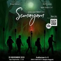 BWW Previews: STMANIS to Debut Original Mystery Genre Play SEMAYAM This November