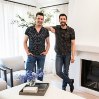Drew and Jonathan Scott Help Hollywood Superstars Show Renovation Appreciation in New Photo