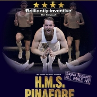 Sasha Regan's All-male H.M.S. PINAFORE Docking At Wilton's Music Hall Photo
