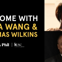 AT HOME WITH…Series FeaturesYujaWang And Thomas Wilkins Next In The Lineup Photo