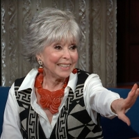 VIDEO: Rita Moreno Shares the Powerful Story of Finding Her Role Model in WEST SIDE STORY! Photo