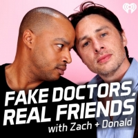 Zach Braff and Donald Faison Remember Nick Cordero - 'So Many Great Memories Together' Photo