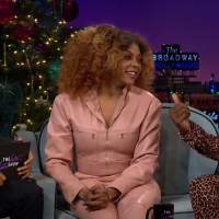 VIDEO: Watch Taraji P. Henson Interviewed on THE LATE LATE SHOW Photo