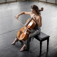 Perspectives Ensemble Presents Cellist Wendy Sutter Performing The Six Bach Solo Cell Photo