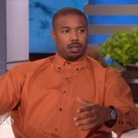 VIDEO: Michael B. Jordan Talks JUST MERCY on ELLEN