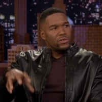 VIDEO: Michael Strahan Talks About His SUPER BOWL Win on THE TONIGHT SHOW Video