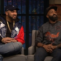 VIDEO: Desus and Mero Say They Were Starstruck Meeting Tony Shalhoub