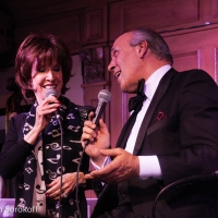 Photo Coverage: 'Baby It's Cold Outside' at the Friars Club as Deana Martin Duets Wit Photo