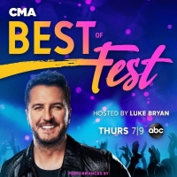 ABC to Air CMA BEST OF FEST This July Photo