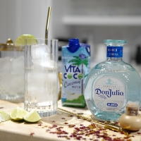 Big Game Cocktail with TEQUILA DON JULIO by Hannah Bronfman Photo