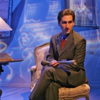 The Palace Theatre Presents HERSHEY FELDER AS GEORGE GERSHWIN ALONE Photo
