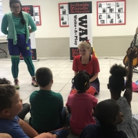 Community Foundation Of Sarasota County And FST Partner for WRITE A PLAY Initiative Photo