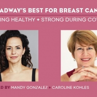 Mandy Gonzalez and Krysta Rodriguez Take Part in BROADWAY'S BEST FOR BREAST CANCER Photo