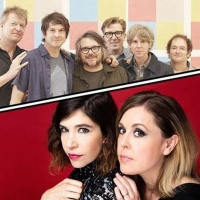 Wilco and Sleater-Kinney Bring the Beats to the First Interstate Center for the Arts