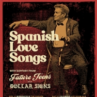 Spanish Love Songs Announce Headlining Tour Photo