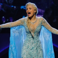 PHOTO: First Look at Samantha Barks as Elsa in West End FROZEN Photo