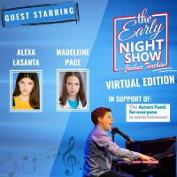 """VIDEO:Joshua Turchin's The Early Night Show ��"""" Virtual Edition Podcast Releases A  Photo"""