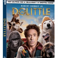 DOLITTLE is Now Available on 4K Ultra HD, Blu-ray, DVD and Digital Photo