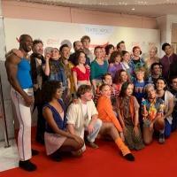 PHOTO FLASH: Noche de estreno en el Apolo con FAMA Photo