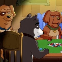 VIDEO: Watch a Clip From FOX's DOGS PLAYING POKER Photo