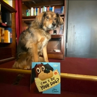 Bravo the Theatre Dog Does Story Time to Support Bideawee Rescue Photo