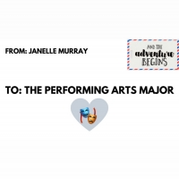 BWW Blog: A Letter to the Performing Arts Major Photo