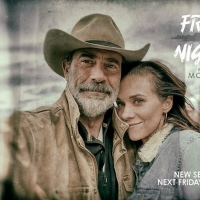 AMC Launches Weekly Series FRIDAY NIGHT IN WITH THE MORGANS Photo