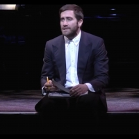 VIDEO: Jake Gyllenhaal Performs 'Finishing the Hat' in New #EncoresArchives Photo