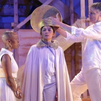 BWW Review: Robert Cuccioli, Teresa Avia Lim, Brenda Braxton in Shaw's Comedy of Poli Photo