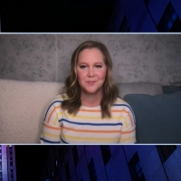 VIDEO: Amy Schumer Teases Seth Meyers for Never Starring in a Super Bowl Ad Photo