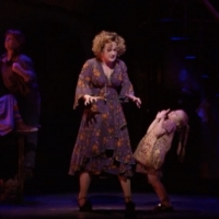 Broadway Rewind: The Sun Comes Out on Broadway for ANNIE in 2012 Photo
