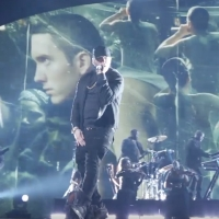 VIDEO: Eminem Performs 'Lose Yourself' at Oscars