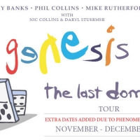 Genesis Add Six More Dates To The Last Domino? Tour
