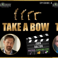 LISTEN: John Bolton and Charlie Alterman Join TAKE A BOW's 50th Episode Celebration Photo