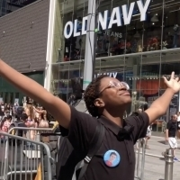 BWW TV Exclusive: Konversations with Keeme: Keeme Hits the Streets of NYC! Photo