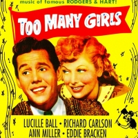 """Streaming Review: TOO MANY GIRLS ��"""" The 1940 Film is a Fun Frolic Photo"""