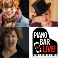 PIANO BAR LIVE! Returns to Brandy's Piano Bar Oct. 28th Photo