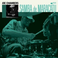 Joe Chambers Releases SAMBA DE MARACATU Photo
