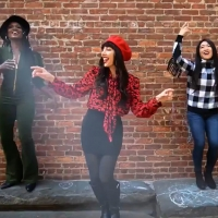 VIDEO: The Fates of HADESTOWN Celebrate Hanukkah with A New Song! Photo