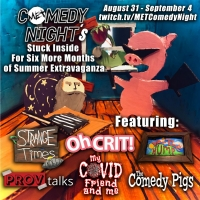 Laugh All Week With Our Summer Comedy Extravaganza! Photo