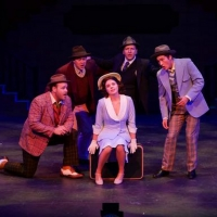 BWW Review: 42ND STREET: Thunderous Opening For The Umbrella Stage Company Photo